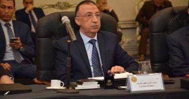 اللواء محمد الشريف