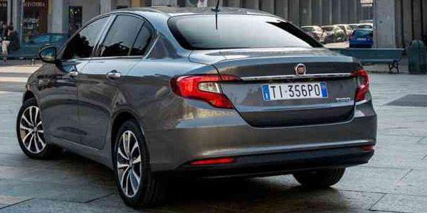 فيات تيبو سيدان من الخلف - أسعار ومواصفات سيارات فيات تيبو 2021 في مصر