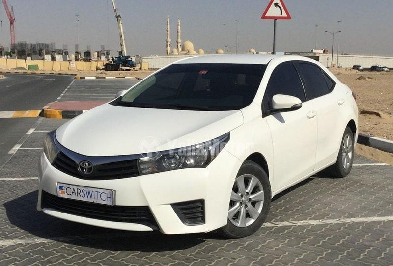 كورولا 2015 - أقوى مزادات السيارات بالسعودية.. لا تفوت الفرصة