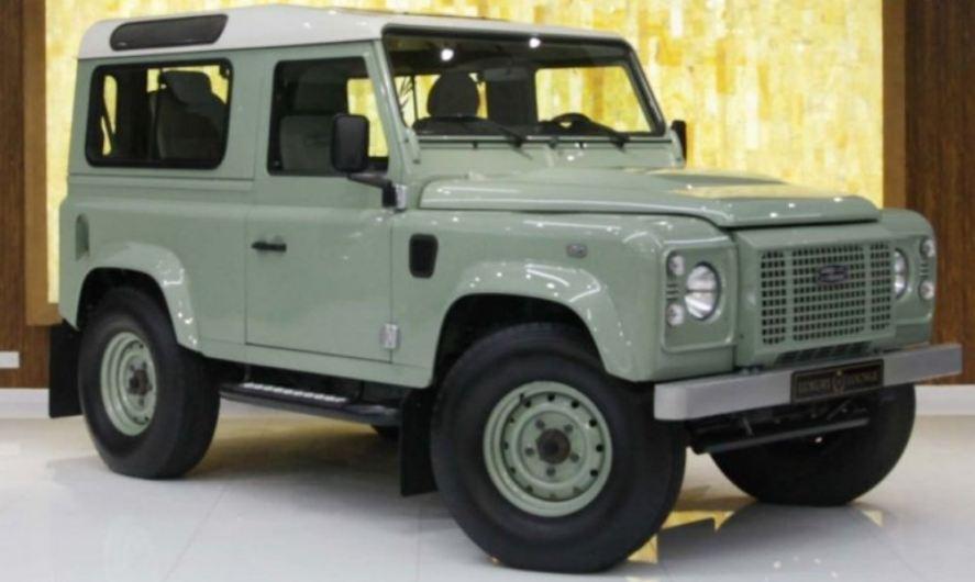001 - لاند روفر بسعر خيالي وكمااان بالتقسيط أرخص سعر في الإمارات كلها
