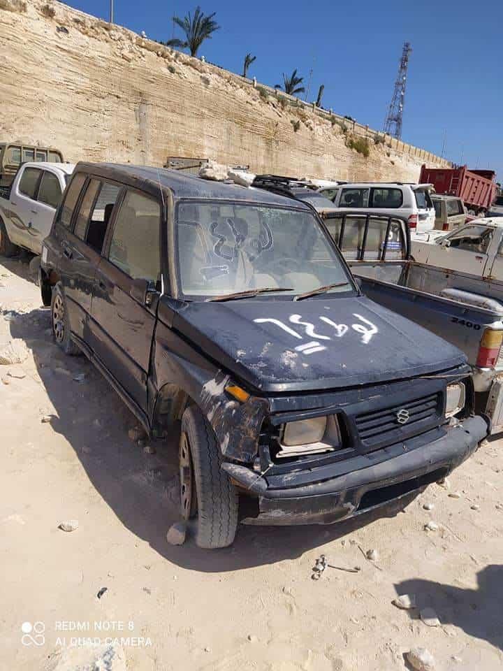 سيارات قسم شرطه العلمين 2104020955541891 - تعرف على مزادات شهر إبريل 2021 كاملة
