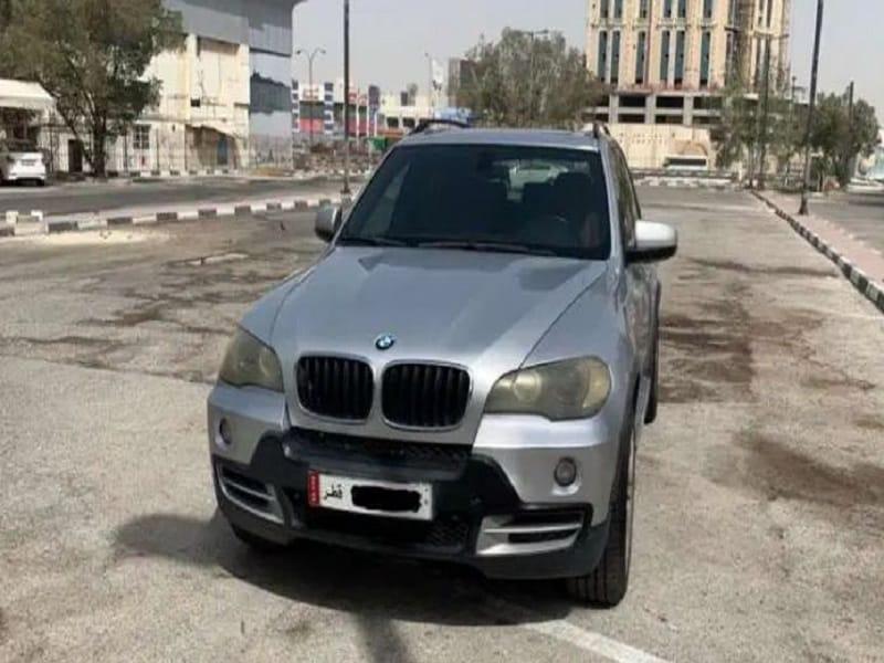 BMW X5 2010 model - سيارات مستعملة بأرخص من أسعار المزادات.. سيارات قطر