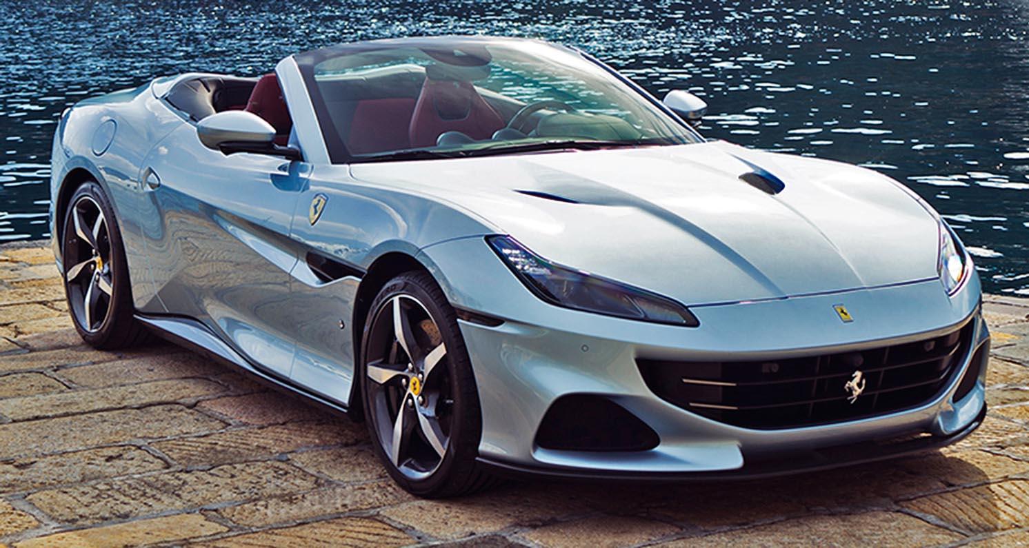 سيارات فيراري الفارهة 2021 في السعودية 1 - أسعار سيارات فيراري الفارهة 2021 في السعودية