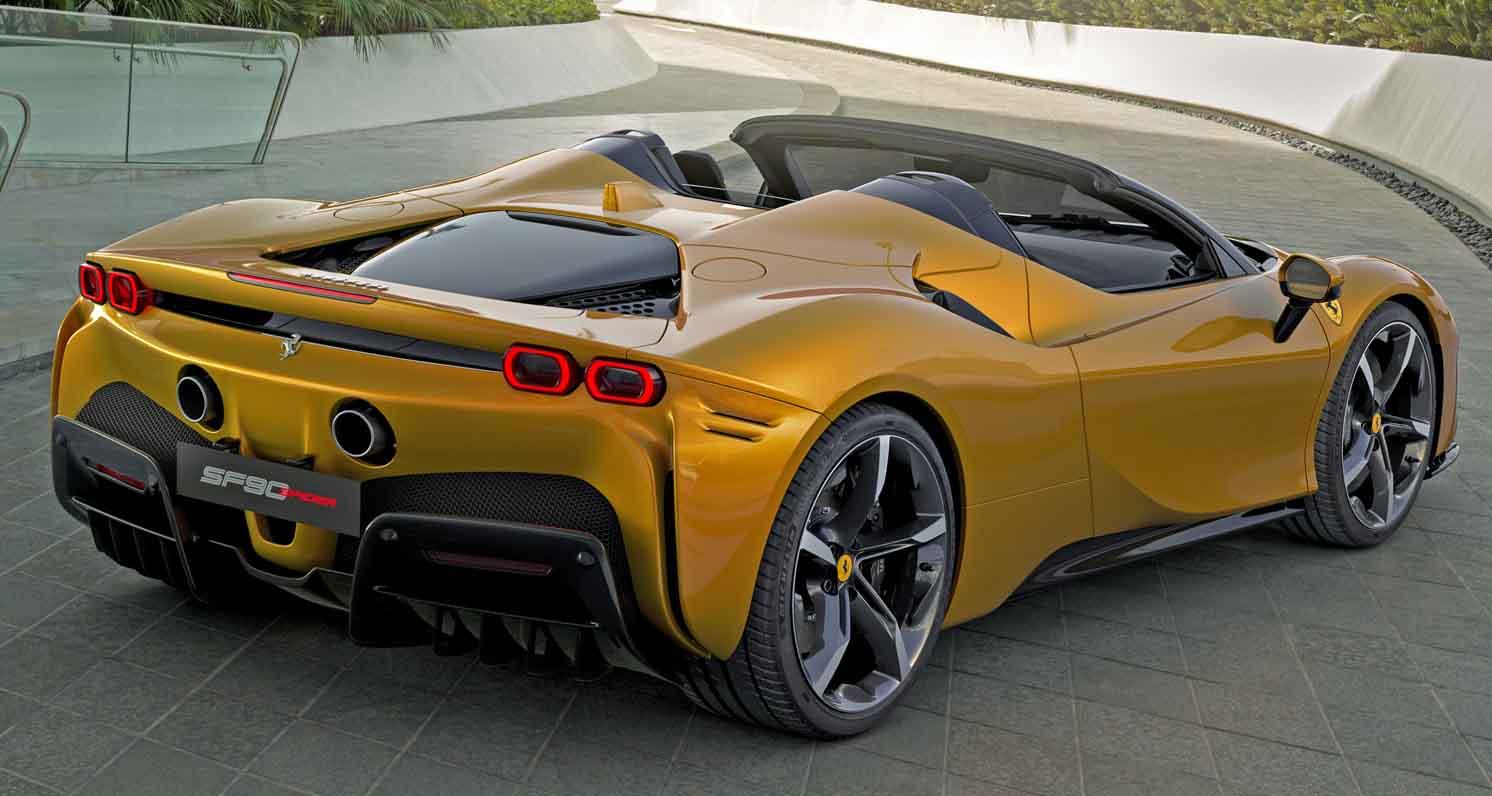 سيارات فيراري الفارهة 2021 في السعودية 2 - أسعار سيارات فيراري الفارهة 2021 في السعودية