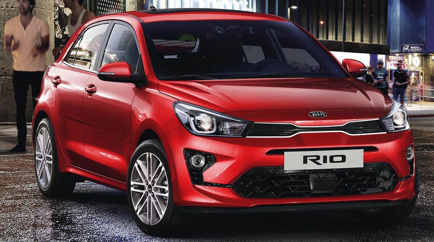 سيارات كيا ريو هاتشباك 2021 في السعودية 1 - أسعار سيارات كيا ريو هاتشباك 2021 في السعودية