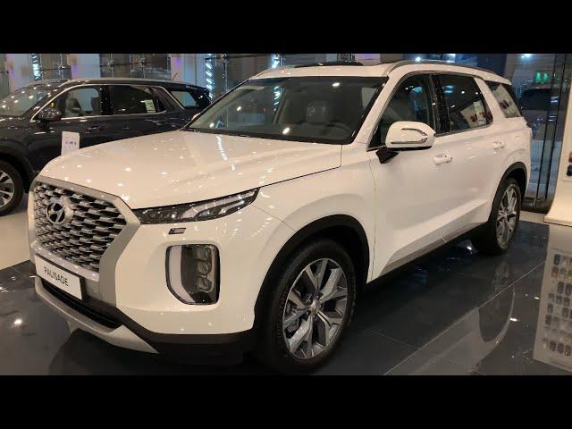 سيارات هيونداي باليسايد 2021 - أسعار سيارات هيونداي باليسايد 2021 في الكويت