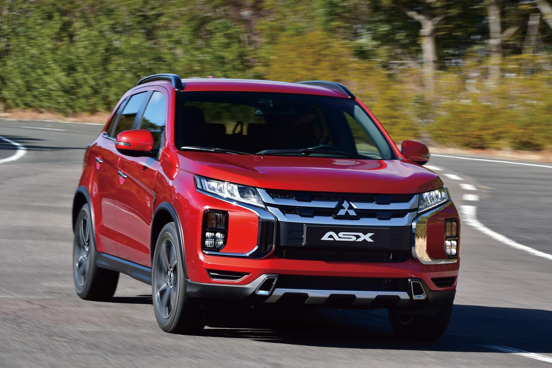 2020 Mitsubishi ASX 4 - أسعار سيارات ميتسوبيشي إي إس إكس في الكويت 2022