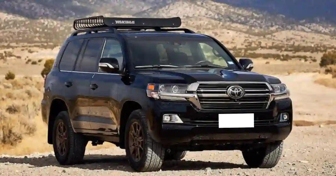 سيارات تويوتا لاند كروز في الكويت 2022 1 - أسعار سيارات تويوتا لاند كروز في الكويت 2022