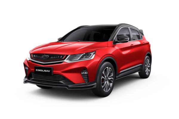 سيارات جيلي Coolray موديل 2022 في قطر - أسعار سيارات جيلي Coolray موديل 2022 في قطر