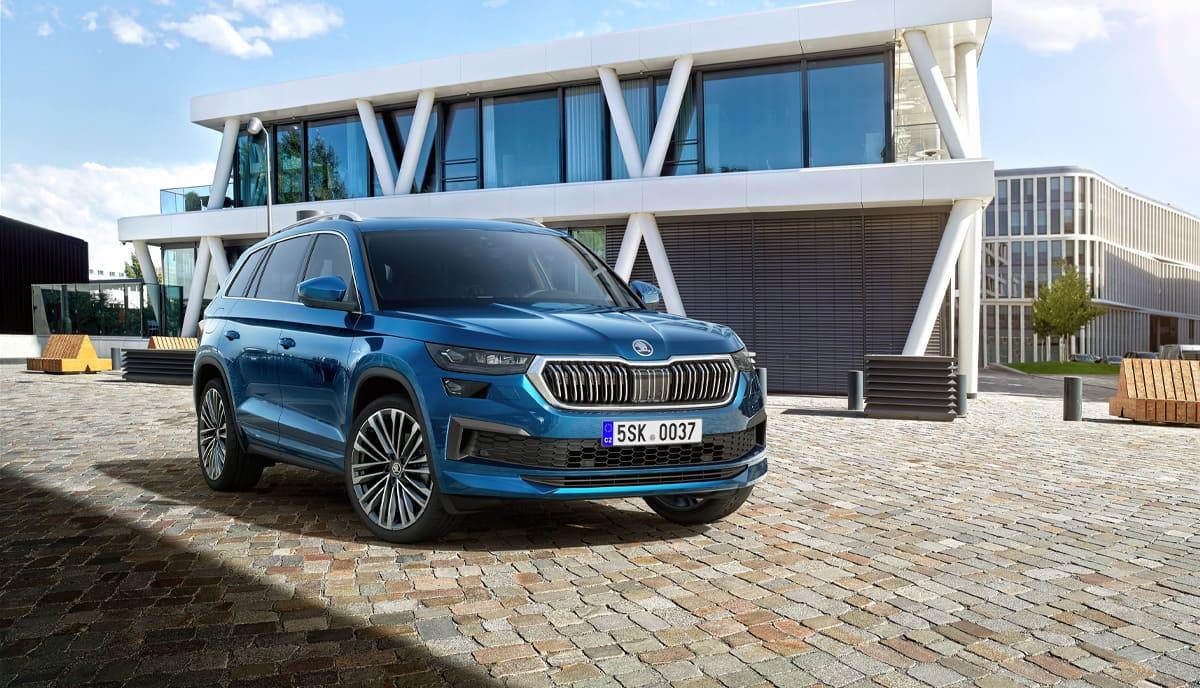سيارات سكودا كودياك فيس ليفت في قطر 2022 - أسعار سيارات سكودا كودياك فيس ليفت في قطر 2022