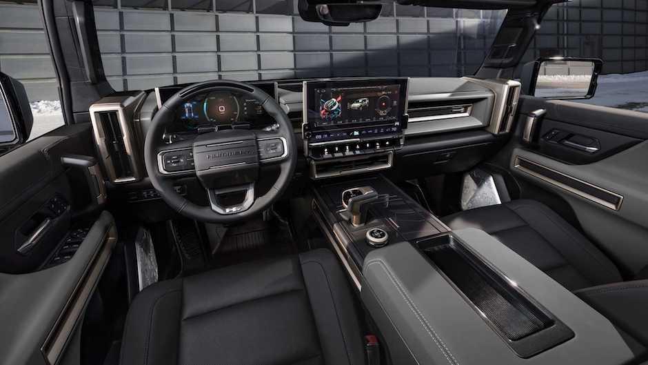 ام سي همر 2024 EV - جي ام سي همر 2024 EV ...أقوي سيارة كهربائية SUV