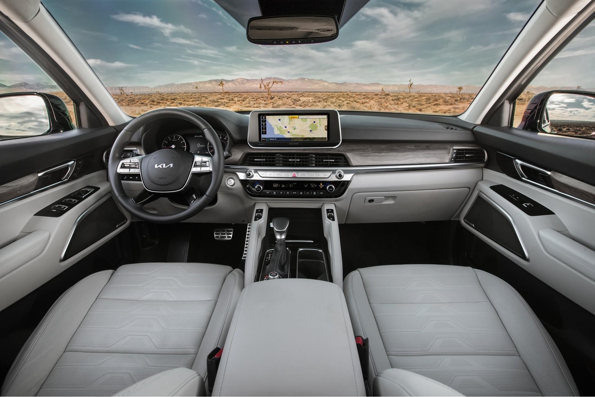 تيلورايد 2022 أكبر سيارة كورية SUV بتحديثات رائعة تعرف علي سعرها في الامارات - كيا تيلورايد 2022 أكبر سيارة كورية SUV بتحديثات رائعة تعرف علي سعرها في الامارات