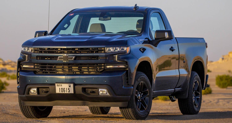 2019 Chevrolet Silverado RST and Trail Boss Regular Cab Models Arrive in  - أسعار سيارات شفروليه سلفرادو2022 في الكويت