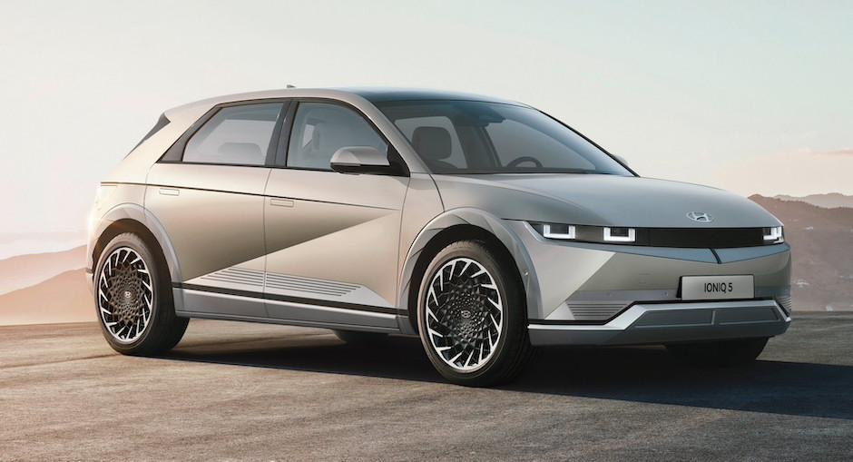 ايونيك 5 2022 1 - هيونداي ايونيك 5 2022 سيارة كهربائية بمواصفات عالمية وهذا سعرها في الكويت