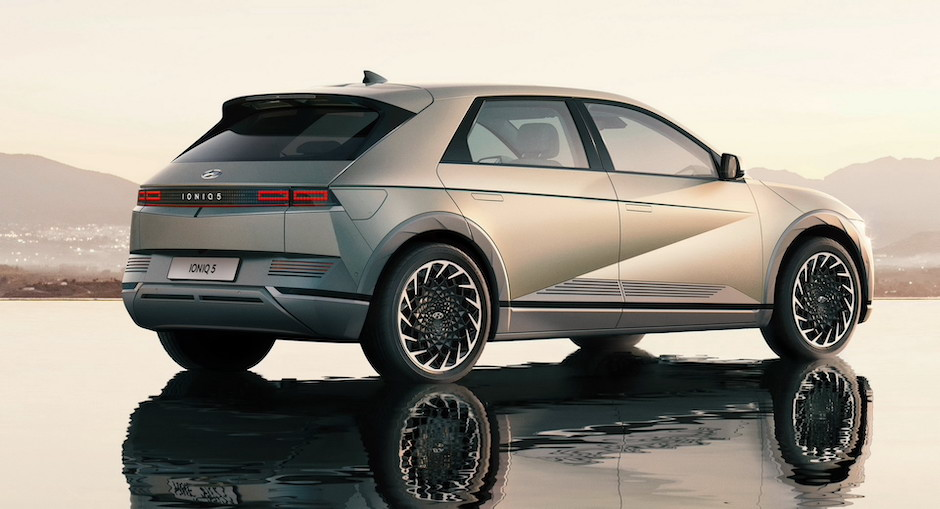ايونيك 5 2022 - هيونداي ايونيك 5 2022 سيارة كهربائية بمواصفات عالمية وهذا سعرها في الكويت