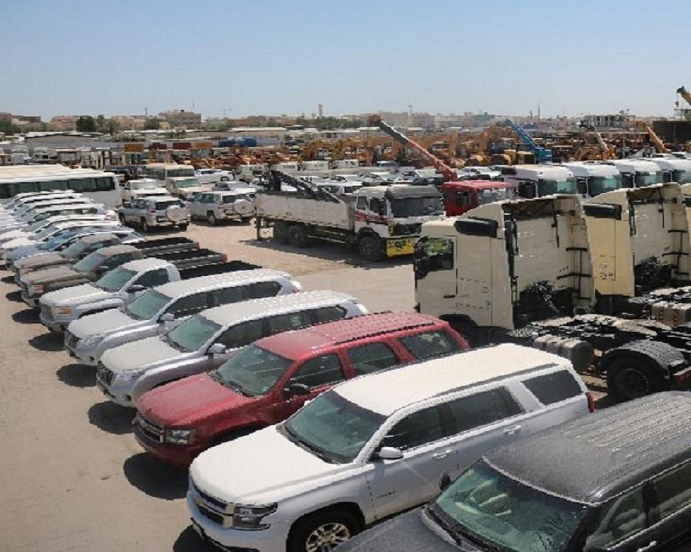 W GIAD8t - للبيع بالمزاد العلني 10 الآف سيارة بالسعودية.. ماركات فخمة باقل الأسعار