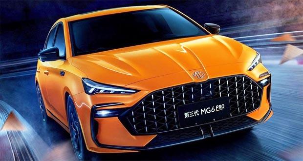جي برو 2022 MG6 PRO - أسعار ومواصفات سيارات إم جي 6 موديل 2022