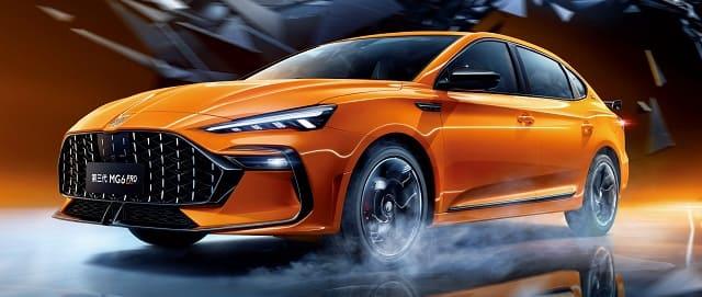 جي 6 برو - أسعار ومواصفات سيارات إم جي 6 موديل 2022