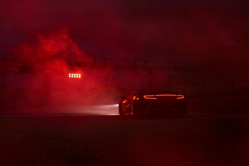 2022 Acura NSX Type S 5 - أكيورا NSX تايب اس 2022 ذات الاداء الخارق وتجربة قيادة أكثر متعة