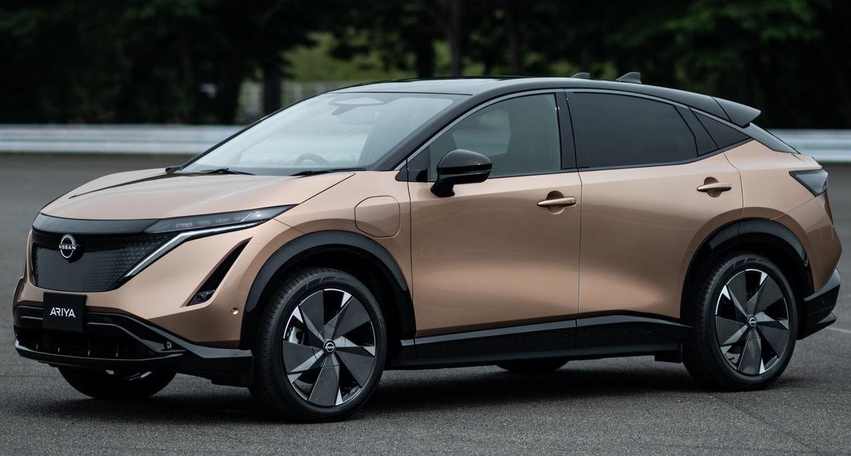 Nissan Ariya 1 - أسعار سيارات نيسان اريا موديل 2022 في الأمارات